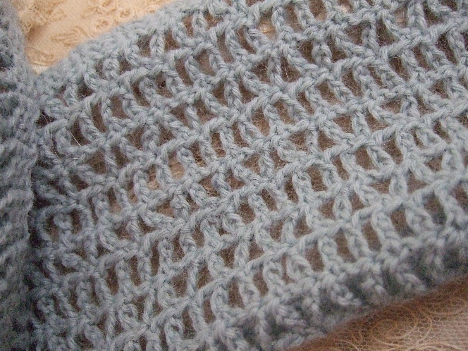 Crochet Scarf Patterns One Skein : >Free Pattern Friday: Lyndham One-Skein Scarf Susan in ...